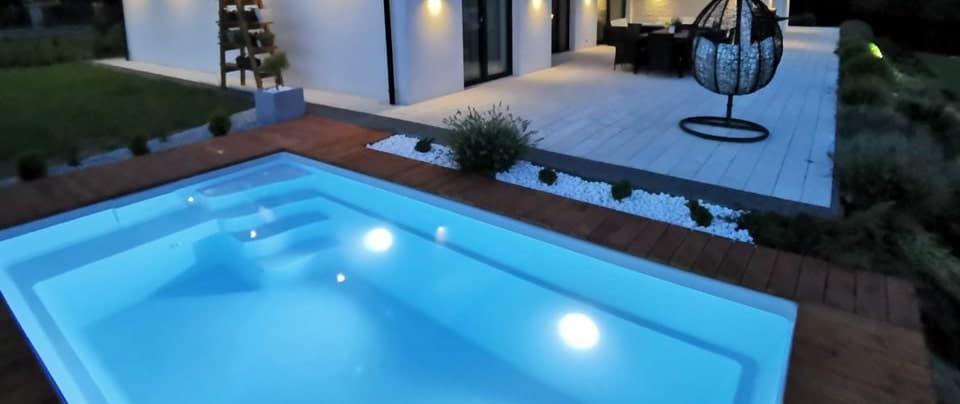 Swimming pool Falun